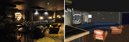 Photo|Model: VIP Lounge