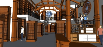 Library - 01R