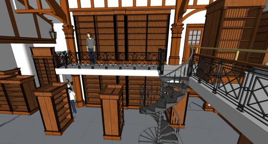 LibraryMezz 3